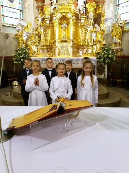 Pielgrzymka na Górę Świętej Anny.