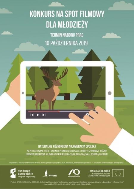 Wakacyjny konkurs filmowy