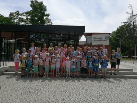 Wycieczka klas młodszych do Wrocławia